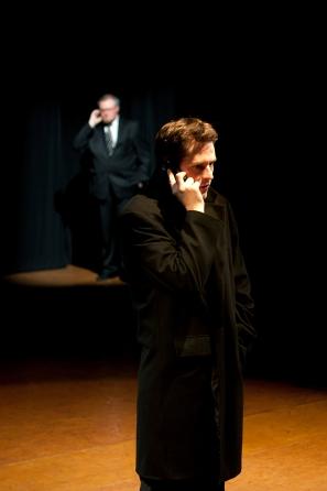 Farragut North - Broadway Mime/Live Five 2012
