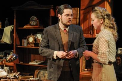 The Clockmaker (Neverending Highway/Embrace Theatre)