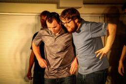 Improv comedy with The No-No's. Photo credit: www.dxphoto.org